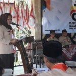 Pengelolaan Buper Munjuluhur Diserahkan Kepada Kwarcab Purbalingga Oleh Bupati