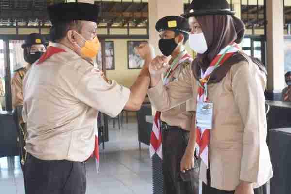Humas dan Protokol Kwarcab Bekerjasama PWI Purbalingga Gelar Pelatihan Jurnalistik untuk Pramuka