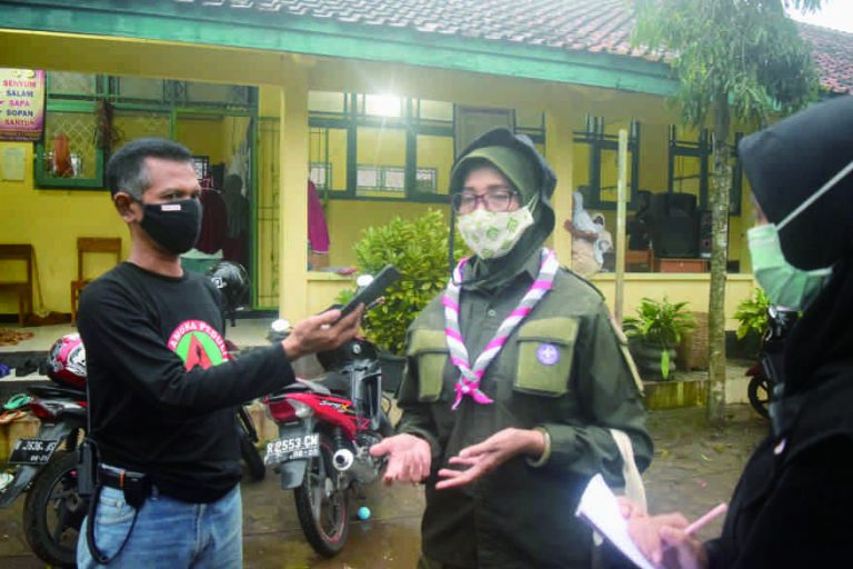Ini Pesan Ketua Pramuli Jawa Tengah, Kak Wika Bintang. Anggota Pramuka Wajib Jadi Duta Perubahan Perilaku