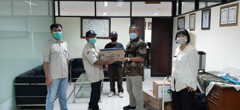 Kwarcab Purbalingga Terima Paket Bantuan Bencana Alam dari Kwarda dan BPBD Jawa Tengah
